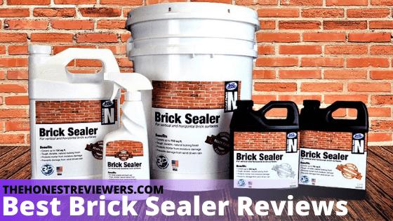 Best Brick Sealer Reviews