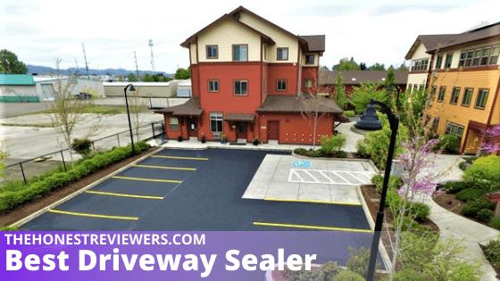 Best Driveway Sealer Reviews