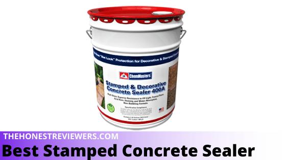 Best Stamped Concrete Sealer Reviews