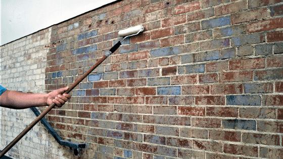 brick and masonry sealer coverage