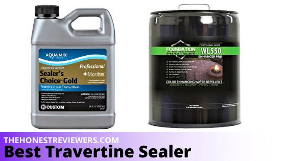 Best Travertine Sealer Reviews