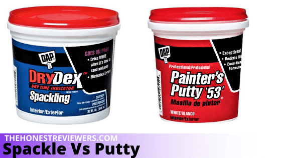 Spackle Vs Putty