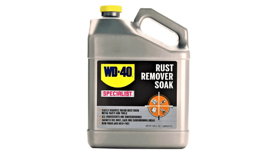 What Is Rust Remover