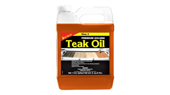 What Is Teak Oil